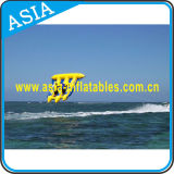 рыбы мухы воды PVC 0.9mm, раздувные Flyfish шлюпка банана
