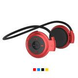 Cuffia avricolare stereo senza fili di Bluetooth di sport promozionali