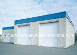 産業セクションドアまたはオーバーヘッド部門別のドアまたは産業ドアまたは倉庫のドア
