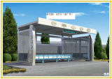 Aria-Condotion Bus Shelter per Modern (HS-BS-E023)