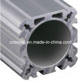 Kundenspezifischer pneumatischer Aluminiumzylinder (ZY-2-5-4) für Automatisierung u. Steuerung
