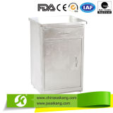 Het nieuwe Poeder Met een laag bedekte Kabinet van het Bed van het Staal met ABS Bovenkant (CE/FDA/ISO)