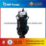 Qw Serien-versenkbare Wasser-Pumpe für Abwasser, Klärschlamm, Schlamm