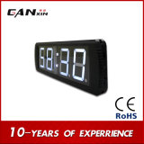 [Ganxin] 4 인치 백색 디지털 발광 다이오드 표시 릴레이 카운트다운 타이머