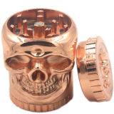 Amoladora de pulido del humo del cigarrillo del metal de la dimensión de una variable del cráneo