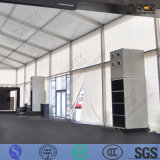 Удобное интегрированный кондиционирование воздуха для временно шатра выставки случая