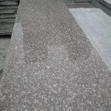 G664中国のRed Color Granite TilesかSlabs/Countertops/Worktops/Kitchen Counters/Flooring Tiles