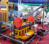 Bloc mobile manuel de Concretre de ponte formant la machine (QM4-45)