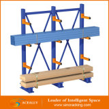 Прочное Double Sided Cantilever Rack для Long Objects
