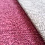 Tapicería del poliester más tela tejida sofá material de la silla de la materia textil