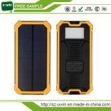 Les aperçus gratuits imperméabilisent le côté 8000mAh d'énergie solaire