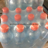 Wd-250A de semi-auto Verpakkende Machine van de Krimpfolie voor Flessen