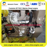De Mariene Dieselmotor van Cummins 6CTA8.3-m van 188-220HP