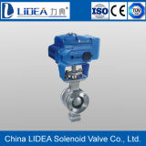 Price basso V Type Electric Floating Ball Valve con Factory Price