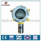rango de la detección del detector de gas de la señal de salida 4-20mA H2s 0-200ppm
