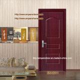 Portes en plastique, porte en verre de PVC, porte de placage, porte de cuisine