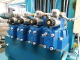 Schwingung-Block-Maschine im Ghana-automatischen Schmutz blockt Maschine