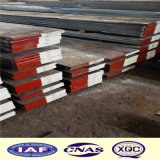piatto dell'acciaio da utensili del lavoro in ambienti caldi di alta qualità di 1.2344/AISI H13
