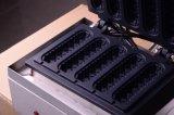 판매를 위한 옥수수 와플 제작자 케이크 기계 파삭파삭한 기계