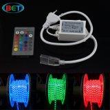 La striscia flessibile impermeabile LED di SMD5050 110V il RGB LED illumina la fabbricazione