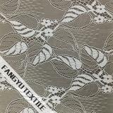 grande tessuto del merletto del reticolo del foglio 100%Nylon
