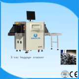 Scanner de bagagem de raios-X de tamanho múltiplo Sf5030c dual Energy