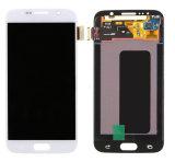 Teléfono móvil LCD de la venta directa de la fábrica para Sumsung S6