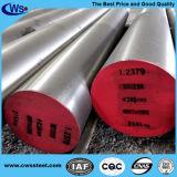 Barre ronde en acier 1.2379 de moulage froid de travail d'acier allié