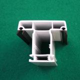 Choisir/double profil en caoutchouc de PVC de coextrusion