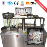Máquina de empacotamento quente do Popsicle do Lolly de gelo da venda 2017