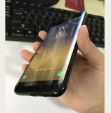2017 فرق لب [3غ] [وكدما] [أندرويد] 6.0 هواتف [5.5ينش] [س8] [س8] [س8] فعليّة جبهة لا يفتح علامة تجاريّة كلّ شاشة عرض [بلك] لون ذكيّة هواتف مسيكة