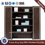 Kantoormeubilair van de Melamine van de Boekenkast van het Bureau van de Deuren van het Glas van het aluminium het Moderne (Hx-6M282)