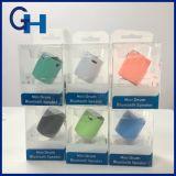 Bleibe-Note drahtlose Bluetooth V4.0 bewegliche Lautsprecher mit HD Ton und Baß (Schwarzes)