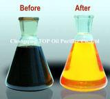 De Eor da gasolina a série de petróleo de motor recicl a máquina sem argila branca, o colóide do vácuo, o óxido, passo, o Wate e gás separados