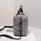 9 bolsas ocasionais de dobramento Rhombic geométricas de Boston do saco de ombro da forma das cores (A044)