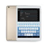 2017 Beste Verkopende PC van de Tablet van de Kern van de Vierling 9.7inch Mtk6582 3G Goedkope