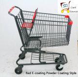150L Ameriac Style Shopping Cart Shopping Trolley
