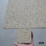 Superfície contínua acrílica do material de construção da pedra decorativa