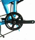 يخفى بطارية سمين درّاجة طيّ كهربائيّة 20 بوصة