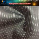 Polyester-Gewebe, Gewebe zeichnend, Streifen-Gewebe, Kleid-Gewebe (S35.38)