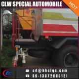 Straßen-sauberer LKW-Wasser-bündigeres Becken-LKW des Dongfeng Wasser-Schleife-Becken-8000L 9000L