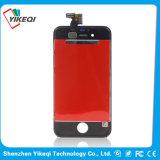 Tela original do LCD do telefone do indicador de cor do OEM para o iPhone 4S