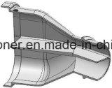 De Matrijs van het Afgietsel van de matrijs (hulpmiddel) voor AutomobielIndustrie (UITLAATPIJP)
