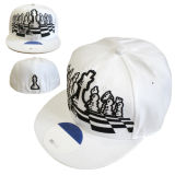 Black Cap avec Skull Embroiderey (JRN070)