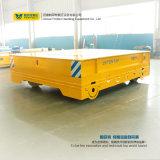 China-Stahlübergangskarre der schweren Eingabe-15t mit vier Rädern