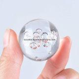 Vidrio cristalino al por mayor K9 con la bola de la burbuja para la decoración