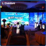 사건, 당, 회의, 회의를 위한 실내 풀 컬러 큰 LED 전자 벽 임대료