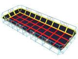 Apparatuur van de Speelplaats van het Vermaak van de Trampoline van jonge geitjes de Openlucht (yl-BC002)