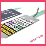 OEM LED Back Lighting Tactile Digital Printing Graphic Membrane Switch