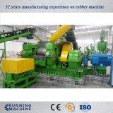 Máquina inútil de la reutilización de los neumáticos/máquina de goma de la producción del polvo
